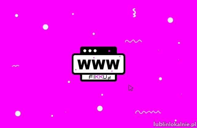 Strony www internetowe, projektowanie tworzenie stron internetowych, sklep internetowy, FIKKU.pl